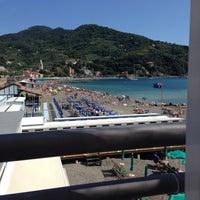 Photo taken at Terrazza Bagni Nettuno by Roberto C. on 6/1/2014