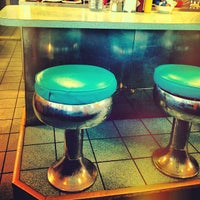 Photo taken at Broadway Diner by Rich H. on 10/20/2012