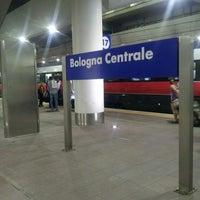 Photo taken at Stazione Bologna Centrale by Giulia F. on 8/5/2013