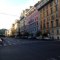 Photo taken at Via Della Giuliana by Patrizia C. on 7/14/2013