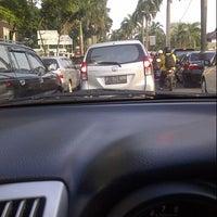 Photo taken at Jalan Metro Pondok Indah by Anne I. on 6/30/2013