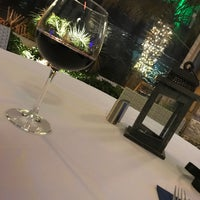 Photo taken at Big Blue Restaurant by Almina ⚜️ on 2/3/2018