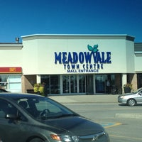 Photo taken at Meadowvale Town Centre by J L. on 10/2/2013