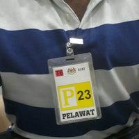 Photo taken at Jabatan Kewangan Negeri Pulau Pinang (JKNPP) by Verggis C. on 5/23/2013