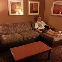 Photo taken at Holiday Inn Express Hotel & Suites San Antonio – Downtown Market Area by Lisa J. on 8/13/2013