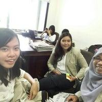 Photo taken at Subbag SDM Hukum dan Humas BPK RI Perwakilan Prov. DIY by Rika W. on 1/18/2016