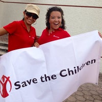 Photo taken at Save the Children by Azul V. on 5/8/2014