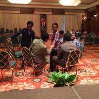 Photo taken at Embassy Of Malaysia by AZ on 5/28/2014