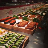 Photo taken at Nori Nori Japanese Buffet by Benjie L. on 9/1/2013