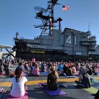 Das Foto wurde bei USS Midway Flight Deck von Ashley F. am 5/5/2018 aufgenommen