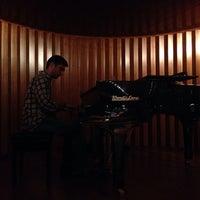 Photo taken at PianoForte Bar @ Hilton Dalaman by Natali on 5/23/2014