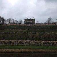 Photo taken at Schloss Albrechtsberg by Natali on 3/25/2016