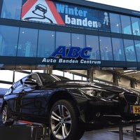 Photo taken at A.B.C. Auto Banden Centrum by Raymond S. on 1/6/2016