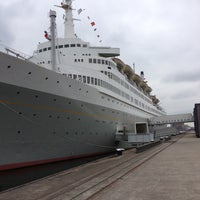 Photo taken at ss Rotterdam by Raymond S. on 4/16/2013