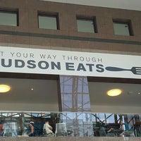 Photo taken at Hudson Eats by Evgenij P. on 8/22/2015