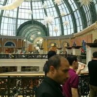 Photo taken at Mall of the Emirates Mosque مسجد مول الإمارات by Shariq B. on 7/26/2013