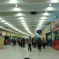 Photo taken at Soekarno-Hatta International Airport (CGK) by Indah F. on 7/14/2013
