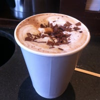 Photo taken at Coffee Society by Karen D. on 4/13/2013