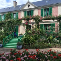 Photo taken at Giverny by Marilia L. on 6/15/2016