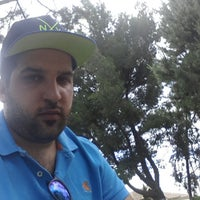 Photo taken at Parque Hundido by Alejandro M. on 5/27/2014