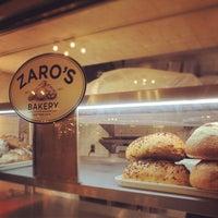Photo taken at Zaro's Bakery by Javier M. on 1/15/2013
