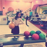 Photo taken at Carrefuor Bowling by Duygu D. on 5/18/2014