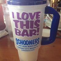 Photo taken at Schooners by Melissa R. on 3/22/2014