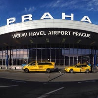 Photo taken at Václav Havel Airport Prague (PRG) by LukaSH on 10/26/2013