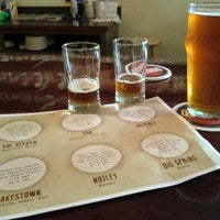 Photo taken at Osgood Brewing by Jeff N. on 9/7/2013