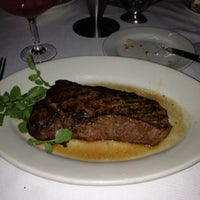 Photo taken at Morton's the Steakhouse by MJ on 4/22/2013