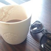 Photo taken at Starbucks (星巴克) by Sarah Z. on 10/5/2014