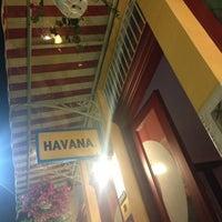 Photo taken at Havana by Lampros P. on 7/14/2013