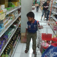 Photo taken at Niaga Supermarket by Yogo G. on 1/26/2013