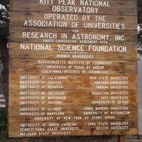 Photo taken at Kitt Peak National Observatory by Tom R. on 9/22/2013