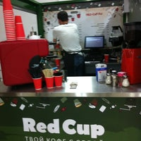 Photo taken at Red Cup by Леша П. on 7/16/2013