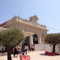 Photo taken at Gare SNCF de Toulon by imath v. on 7/18/2013