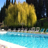 Photo taken at Villa Campestri - Olive Oil Resort by Villa Campestri on 4/17/2015