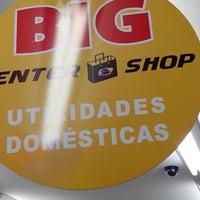 Photo taken at Big center shop by Jordan M. on 7/31/2013