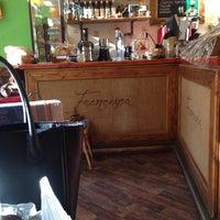 Photo taken at Cafe Francesca by Cristina 🎀 on 10/24/2013