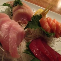 Photo taken at Sushi Nishi by Steve C. on 4/4/2014