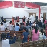 Photo taken at Iglesia Cristiana Príncipe De Paz by David M. on 8/1/2013
