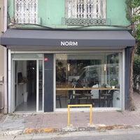 5/24/2015 tarihinde Giray G.ziyaretçi tarafından Norm Coffee'de çekilen fotoğraf