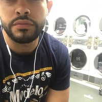 Photo taken at JH Super Laundry by Luis O. on 9/15/2017