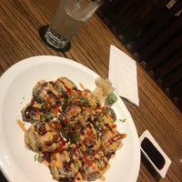 Photo taken at Tomo Japanese Cuisine by Luis O. on 11/28/2017
