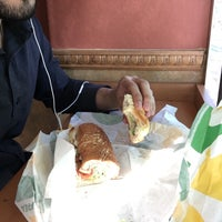 Photo taken at Subway Sandwiches by Luis O. on 5/3/2017