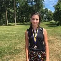 Photo taken at Bridgewater Golf Club by Lisa B. on 7/26/2016