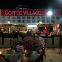 Photo taken at Coffee Village Cafe by Zaimi I. on 12/16/2012