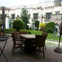Foto tomada en Doña Urraca Hotel & Spa por Car Z. el 8/24/2013