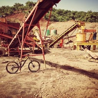 Photo taken at DGU Sand Quarry by Yoga A. on 7/14/2013