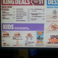 Photo taken at Burger King by Lonny B. on 7/24/2014
